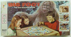Complete Milton Bradley BIG FOOT B.Game😲😱!!! for Sale in Lewes, DE