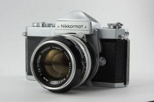 Nikkormat FTn SLR 35mm Film Camera + Nikkor-S 50mm f/1.4 Non-AI Lens for Sale in Port Orchard, WA