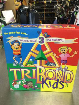 TriBond Kids Game for Sale in Matawan, NJ