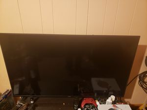 50 inch sony smart tv like new 300 must go going back home for Sale in Long Prairie, MN