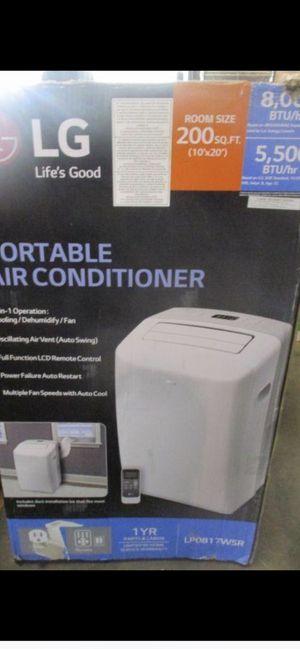 Portable air conditioner 8000 btu for Sale in Peoria, AZ