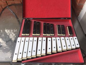 Xylophone and case for Sale in Amarillo, TX