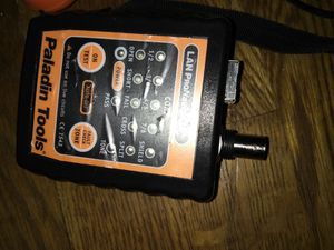 Paladin LAN ProNavigator Cable tool set for Sale in Adelphi, MD