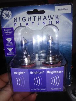 GE Nighthawk replacement headlight's for Sale in Seattle,  WA