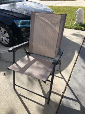 New Threshold Sling Chairs for Sale in Orlando, FL