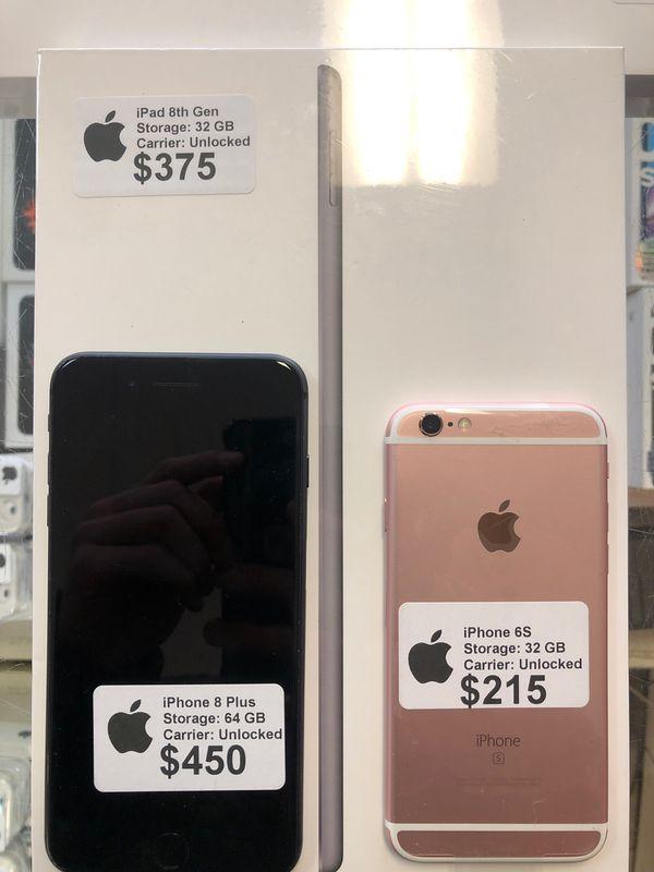 iPhone/iPad Sale! Samsung Sale! Unlocked Pickup only!