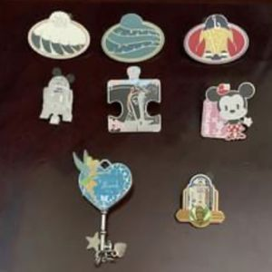Authentic Disney Pins for Sale in Huntington Park, CA