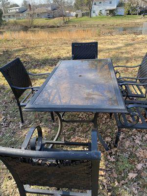 Backyard Lawn Furniture for Sale in Norfolk, VA