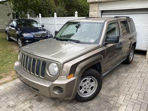 2008 Jeep Patriot for Sale in North Massapequa, NY