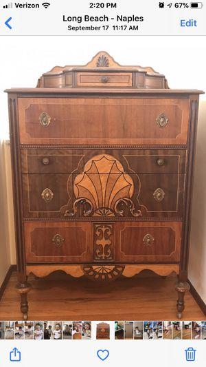Antique dresser for Sale in Long Beach, CA