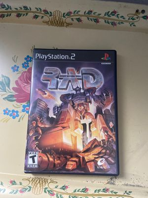 R A D ps2 for Sale in Charter Township of Berlin, MI