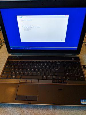 """Dell Latitude E6520 15.6"""" Intel Core i5 2.30GHz 6GB RAM 320GB HDD Win10 Pro for Sale in Fairfax, VA"""