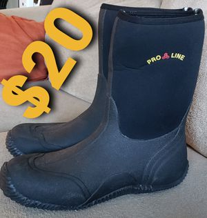 Men's Pro Line water boots for Sale in Anchorage, AK