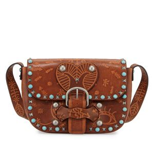 NWT Valentino Rockstud Rolling Santeria Embossed Leather shoulder bag for Sale in Gardena, CA
