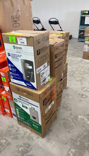 Tankless water heater ⚡️⚡️⚡️ B8 AM for Sale in Spring, TX