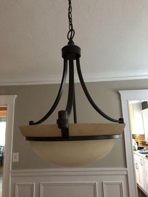 Pendant chandelier for Sale in Belmont, MA