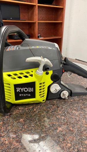 Ryobi RY3716 chainsaw for Sale in Austin, TX