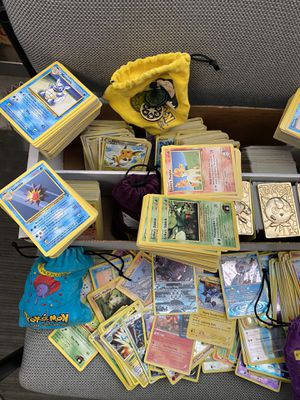 Pokemon Cards for Sale in Antioch, CA