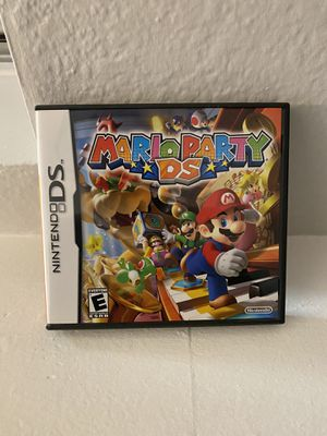 Mario Party DS for Sale in Vancouver, WA