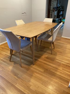 Mid Century Modern Dining Table for Sale in Falls Church, VA