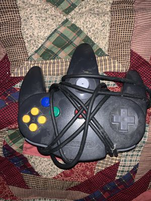Nintendo 64 with memory's for Sale in Monterey Park, CA
