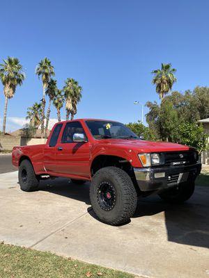 1989 Toyota Pickup Prerunner for Sale in Chandler, AZ