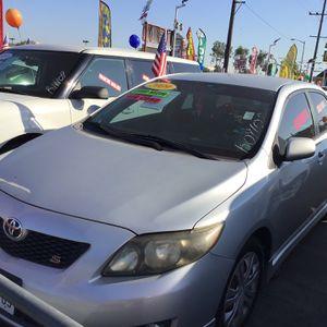 🎄Fácil De Llevar/Corolla_2009🎁 for Sale in El Segundo, CA