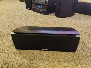 Polk Audio CSi A4 Center Speaker (goes with RTi or Monitor Series) for Sale in Annandale, VA