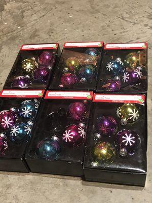 Glass ornaments for Sale in Yorktown, VA