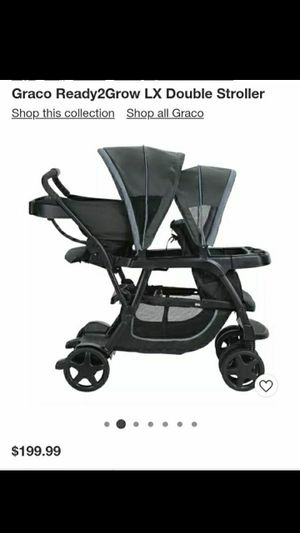 Graco ready to grow stroller for Sale in Gaithersburg, MD