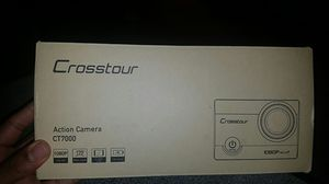 Crosstour Action Camera CT7000 : WATERPROOF CASING INCLUDED for Sale in Frederick, MD