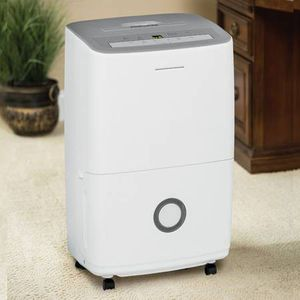 Frigidaire 50-Pint Dehumidifier with Effortless Humidity Control-white for Sale in Miami Beach, FL