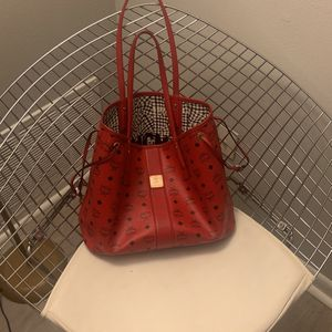 MCM Liz Large Reversible Visetos Tote Bag for Sale in Baltimore, MD