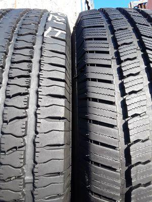 275/70-18 #2 tires for Sale in Alexandria, VA