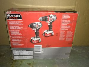 Porter Cable drill combo kit for Sale in Seattle, WA