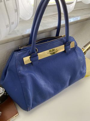 Vince camuto blue purse for Sale in Bradenton, FL