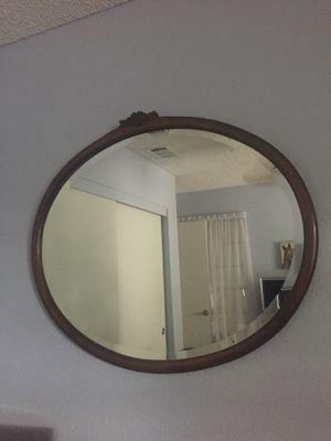Antique mirror for Sale in San Jacinto, CA