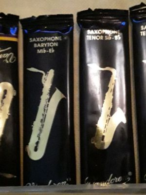 6 Saxophone Reeds for Sale in Hayward, CA