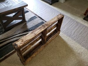Reclaimed Wood 10 bottle Wine Rack for Sale in Canyon Country, CA