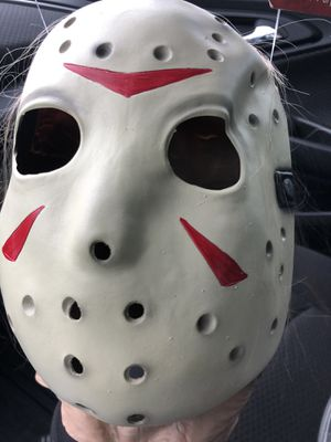 Brand new Jasón hockey Halloween Horror mask for Sale in Glendale Heights, IL