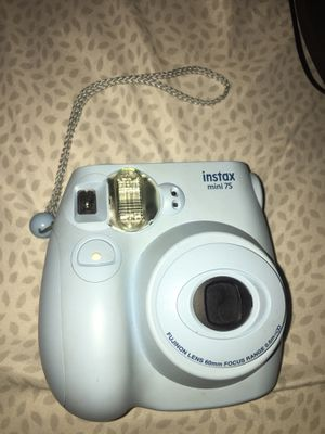 Instax camera mini 7s for Sale in Corona, CA