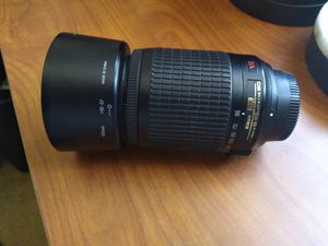 Nikon DX Nikkor 55-200mm lens attachment for Sale in Seattle, WA