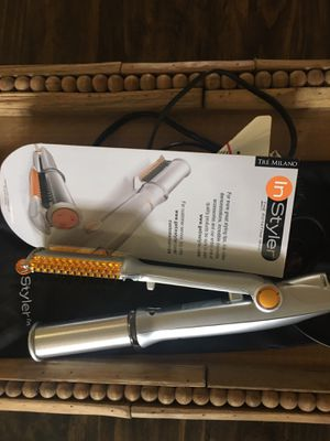 Instyler the rotating iron for Sale in Odessa, TX
