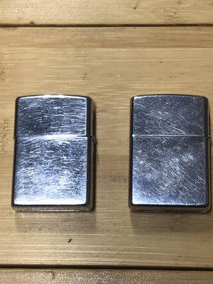 2 zippo lighters for Sale in Bradenton, FL