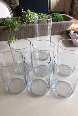 Wedding table vases for Sale in Maple Valley, WA