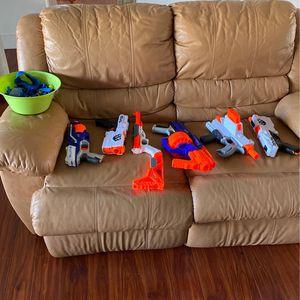 Nerf Guns Bundle for Sale in Fort Lauderdale, FL
