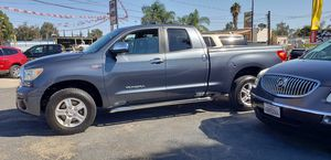 2007 Toyota Tundra Limited 4dr Double Cab 4WD SB (5.7L V8) for Sale in Bloomington, CA