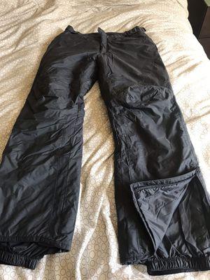 Columbia women's dark gray ski/snowboard pants med for Sale in Huntington Beach, CA