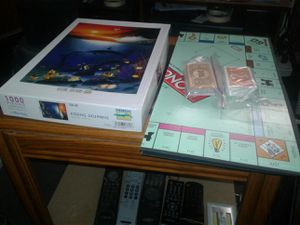 Puzzle and game for Sale in Fresno, CA