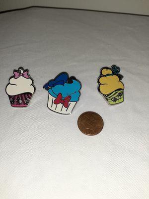 DISNEY CUPCAKE PINS for Sale in Mesa, AZ